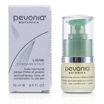 Pevonia Botanica Aromatherapy Face Oil - Combination to Oily Skin  15ml/0.5oz
