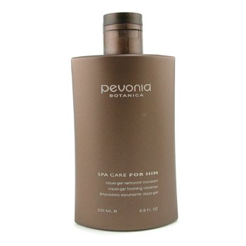 Pevonia Botanica-Spa Care For Him Aqua-Gel Foaming Cleanser