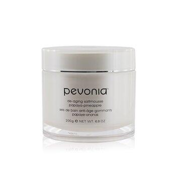 Pevonia BotanicaDe-Aging Saltmousse - Gel Exfoliante Limpiador Papaya-Pi�a 200ml/6.8oz