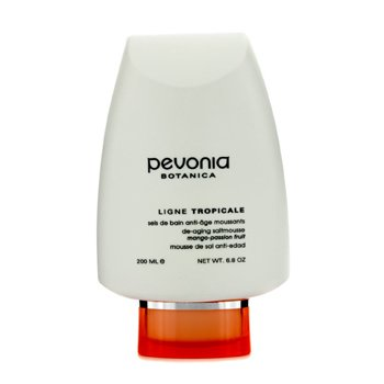 Pevonia BotanicaDe-Aging Saltmousse - Gel Exfoliante Limpiador Mango- Fruta de la Pasi�n 200ml/6.8oz