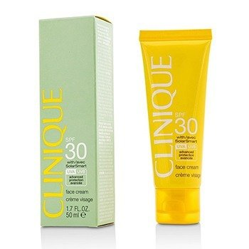 Clinique Sun SPF 30 Face Cream UVA/UVB 50ml/1.7oz