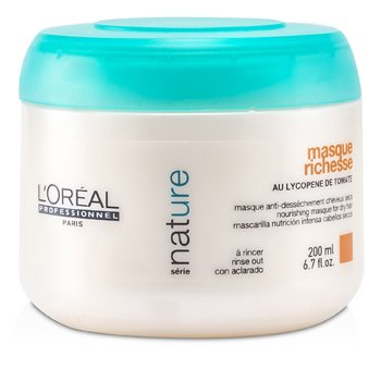L'Oreal Professionnel Nature Serie - Richesse Masque (For Dry Hair)  200ml/6.7oz