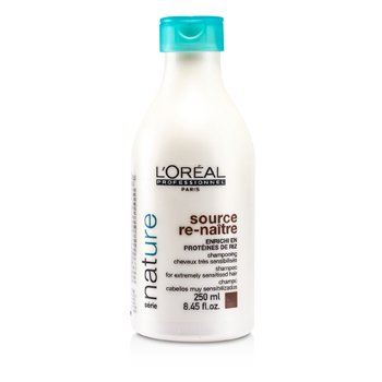Professionnel Nature SerieProfessionnel Nature Serie - Source Re-Naitre Shampoo (For Extremely Sensitised Hair) 250ml/8.45oz