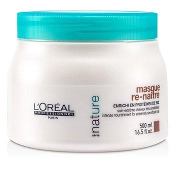 L'OrealMascara capilar Professionnel Nature Serie - Re-Naitre Masque ( For Extremely Sensitised Hair ) 500ml/16.5oz