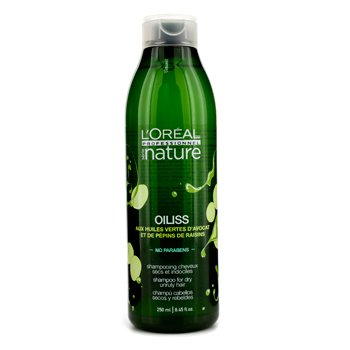 Professionnel Nature SerieProfessionnel Nature Serie - Oiliss Shampoo (For Dry, Unruly Hair) 250ml/8.45oz