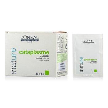 L'OrealProfessionnel Nature Serie - Cataplasme Mixing Powder ( Trabaja con una Mezcla de Crema Cataplasma) 30x2g/0.06oz