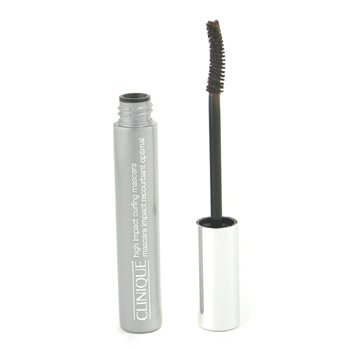 Clinique-High Impact Curling Mascara - #02 Black/ Brown