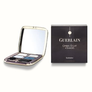 Guerlain Ombre Eclat 4 Shades Eyeshadow - #490 Turquoise Cendre 4x1.8g