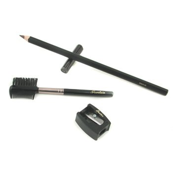 Guerlain-Eyebrow Definition Pencil - # 03 Brun