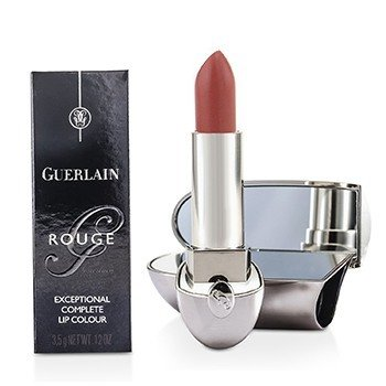 Guerlain-Rouge G Jewel Lipstick Compact - # 03 Galia