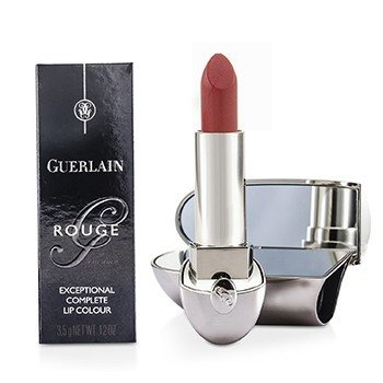 Guerlain-Rouge G Jewel Lipstick Compact - # 08 Gisele