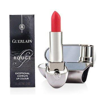 Guerlain-Rouge G Jewel Lipstick Compact - # 63 Giulette