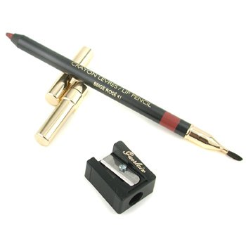 Guerlain-Lip Pencil with Brush & Sharpener - # 41 Beige Rose