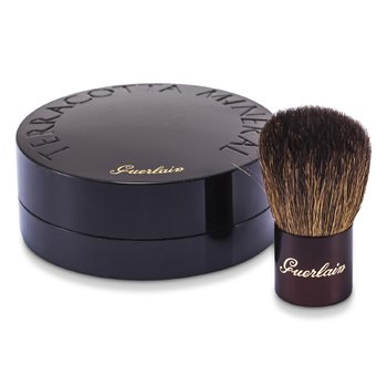 Guerlain Terracotta Mineral Flawless Bronzing Powder - # 02 Medium  3g/0.1oz