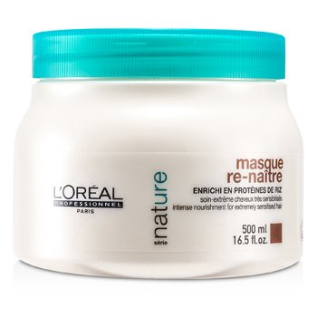 L'OrealProfessionnel Nature Serie - Cataplasme Mixing Cream (For Colour-Treated Hair) 500ml/16.5oz