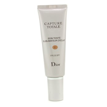 Christian Dior-Capture Totale Multi Perfection Tinted Moisturizer - #2 Golden Radiance