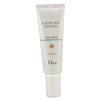 Christian Dior-Capture Totale Multi Perfection Tinted Moisturizer - #3 Bronze Radiance