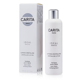 Carita Ideal White Kristal Losyon  200ml/6.7oz
