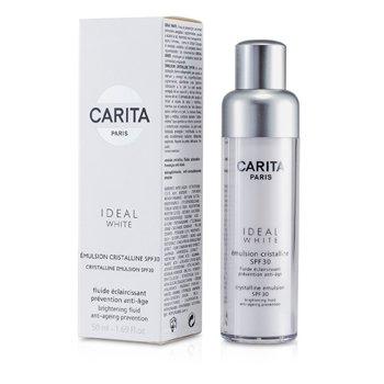 Carita Ideal White Crystalline Emulsion SPF 30 50ml/1.69oz
