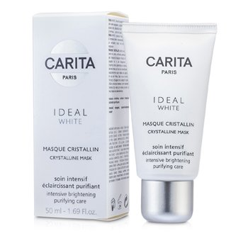 Carita Ideal White Kristal Maske  50ml/1.69oz
