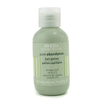 AvedaPure Abundence Hair Potion - Modelador Volumen y Diametro 20g/0.7oz