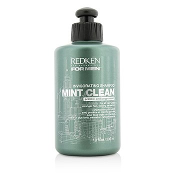 RedkenMen Mint Clean Invigorating Shampoo 300ml/10oz