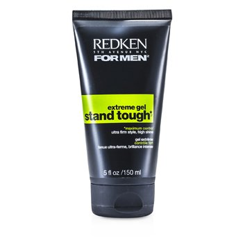 Redken Men Stand Tough Extreme Gel (Maximum Control)  150ml/5oz