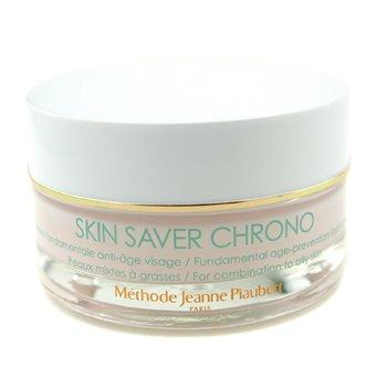 Methode Jeanne PiaubertSkin Saver Chrono - Anti-Ageing Care for Balanced to Oily Skin 50ml/1.7oz