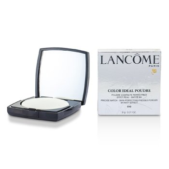 Lancome-Color Ideal Poudre Precise Match Skin Perfecting Pressed Powder - # 010 Beige Porcelaine