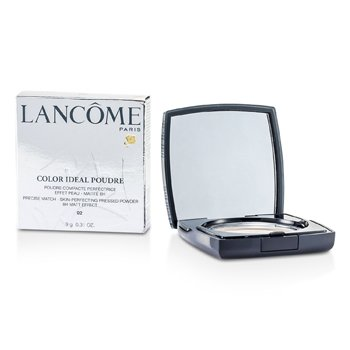 Lancome-Color Ideal Poudre Precise Match Skin Perfecting Pressed Powder - # 02 Lys Rose