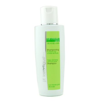 J. F. LazartigueDeep Cleansing Shampoo with Fruit Acids (Oily Scalp Care) 200ml/6.8oz
