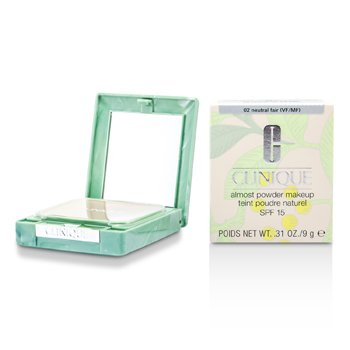 Almost Powder MakeUp SPF 15 - No. 02 Neutral Fair (New Packaging)
