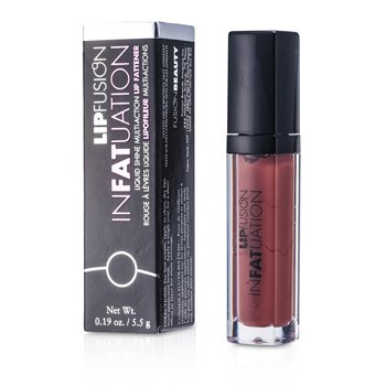 Fusion Beauty-LipFusion Infatuation Liquid Shine Multi Action Lip Fattener - Big & Bare