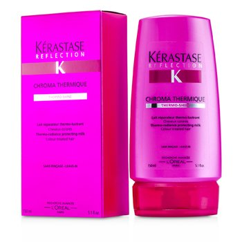 KerastaseReflection Chroma Thermique Thermo-Radiance Protecting Milk (Colour-Treated Hair) 150ml/5.1oz
