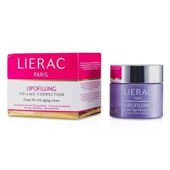 LieracLipofilling Correction Volumes Cream 50ml/1.68oz
