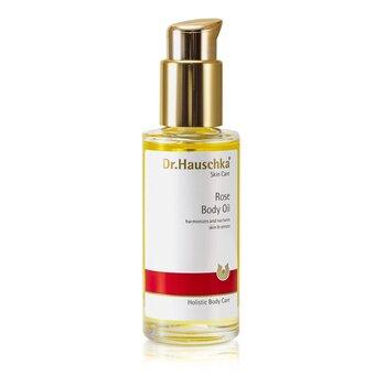Dr. Hauschka Rose Body Oil  75ml/2.5oz