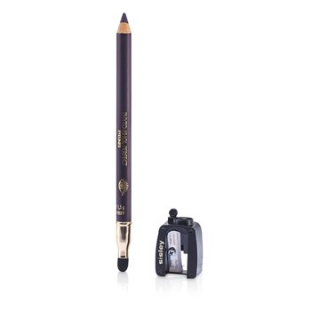 Sisley-Phyto Khol Perfect Eyeliner ( With Blender and Sharpener ) - #8 Purple
