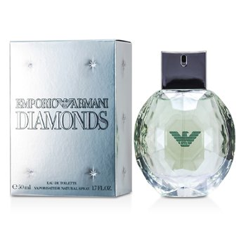 Giorgio ArmaniDiamonds Eau De Toilette Spray 50ml/1.7oz