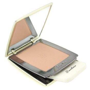 Guerlain-Parure Compact Foundation with Crystal Pearls SPF20 - # 14 Rose Intense