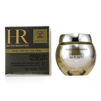 Helena RubinsteinProdigy Re-Plasty High Definition Peel Intense Crema alisadora antiarrugas SPF 10 50ml/1.76oz