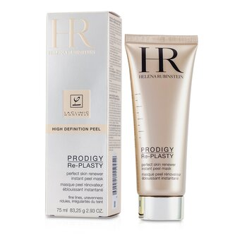 Helena RubinsteinProdigy Re-Plasty High Definition Peel Perfect Skin Renewer Instant Peel Mascara facial 75ml/2.5oz