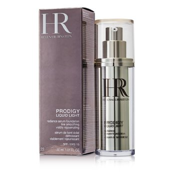 Helena Rubinstein Prodigy Liquid Light Foundation SPF 15 - No. 22 Rose Apricot  30ml/1.01oz