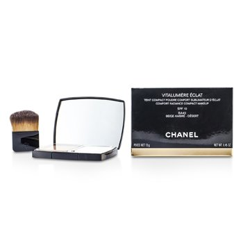 ChanelVitalumiere Eclat Comfort Radiance Compact MakeUp SPF 1013g/0.45oz