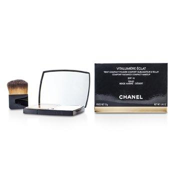 ChanelP� compacto Vitalumiere Eclat Comfort Radiance SPF 1013g/0.45oz