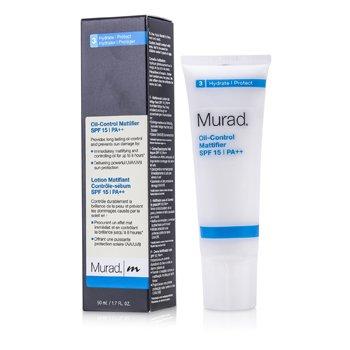 MuradOil-Control Mattifier SPF 15 50ml/1.7oz