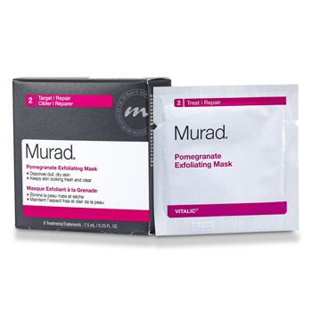 MuradPomegranate Exfoliating Mask 6treatments