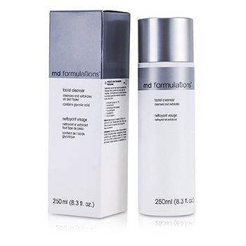 MD Formulations Facial Pembersih Muka Cleanse & Exfoliates( Pengelupas ) ( Dengan  Asid Gliycolic )  250ml/8.3oz