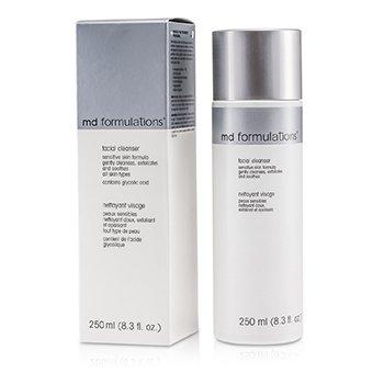 MD Formulations Limpiador Facial F�rmula piel sensible  250ml/8.3oz
