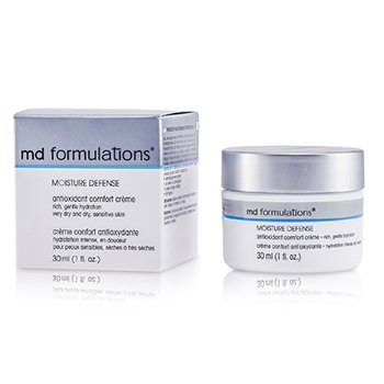 MD Formulations Moisture Defense Antioxidant Comfort Creme 30ml/1oz
