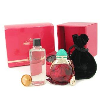 Boucheron-Miss Boucheron Coffret: Eau De Parfum Refillable Spray 10ml+ Eau De Parfum Refill 50ml